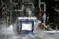 Low operating temperature of -20°C/-4°F