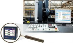 Production engineering equipment monitoring & control
