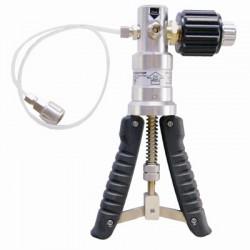 Calibration Hand Pump performance depends on test volume