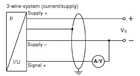 3 WireSensorsONE