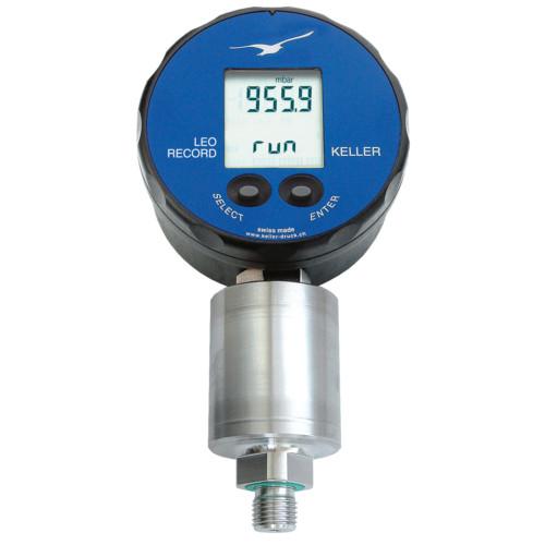 Low Pressure Data Logger : Microbar differential air pressure gauge for
