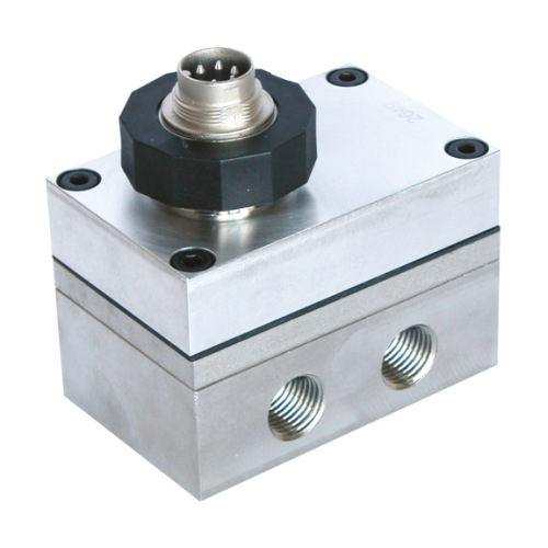 200 bar gradient pressure sensor with RS232 for use on oil