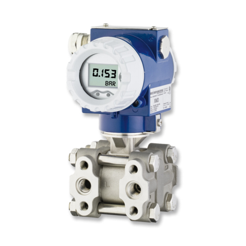 1.5 psi wet/wet DP transmitter for line pressures up to 1,885 psi