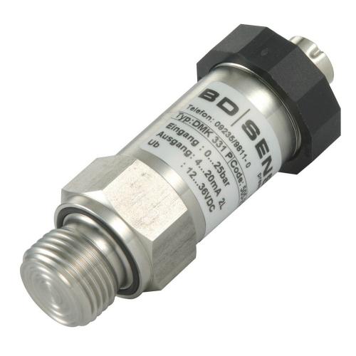 5000 psi g flush all stainless steel 316L pressure transmitter