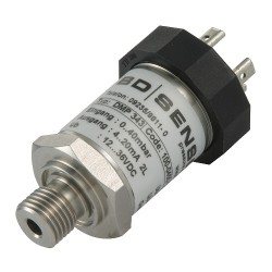 50 mbar ATEX approved air duct pressure sensor