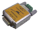 K102 cable RS485 to RS232 converter