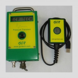 10 bar pressure logger for recording 20 readings/minute for 1 week