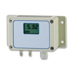 100 mmWG fan plenum chamber differential pressure transmitter