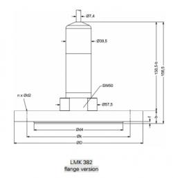 LMK382 flange version