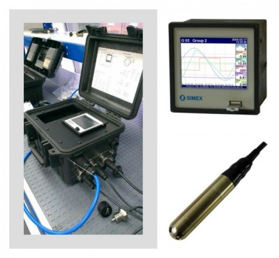 Portable Seawater Level Logger and Readout Instrumentation Kit