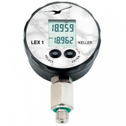 Digital pressure gauge for calibrating 3-15 psi instruments