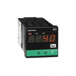 40B48 Strain Gauge Indicator with Relay Switch Alarms