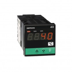 40T48 Digital Readout with Alarm Relays