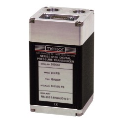 6100 Ultra High Accuracy Digital Pressure Sensor
