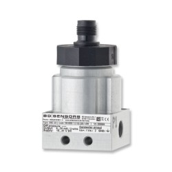 15psi dp range 4-20mA air pressure sensor for chamber airflow testing use on a 15psi line