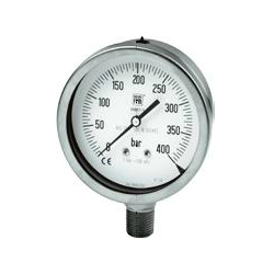 Analogue Dial Pressure Gauge