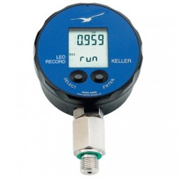 10000 psi Digital Pressure Gauge with Memory Storage