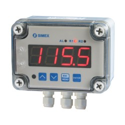 Single input process indicator