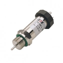 TS100 Compact Temperature Transmitter and PT100 Probe