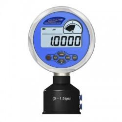 +/- 2.5 mbar (1 inH2O) DP Pressure Gauge