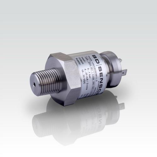 dmk liquid gas resistant intrinsically safe  range gauge pressure sensor