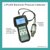 Economical calibration kit for psi & inHg pressure gauges