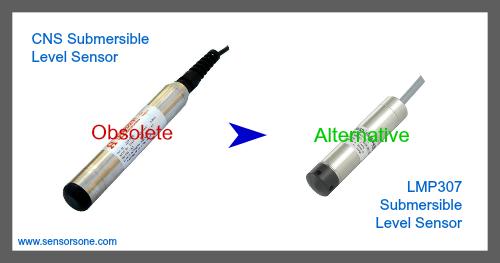 Submersible oil pressure sensor alternative to Ashdown CNS