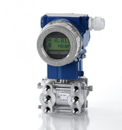 1psi wet/wet differential pressure transmitter for 2000 psi line pressure