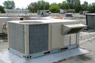 rooftop makeup air units