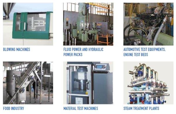 Gefran Industrial Pressure Sensor Applications