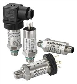 Gefran Industrial Pressure Sensors