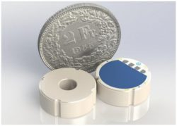 ME600 high pressure thermally compensated monolithic piezoresistive ceramic pressure sensing core element