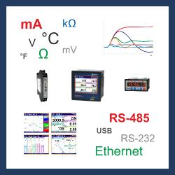 Specify a measurement interface