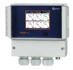 Multicon Central Multichannel Indicator