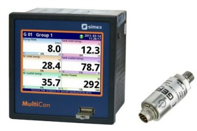 Hydraulic press logger for recording up to 10,000 psi with 0.1 sec logging rate