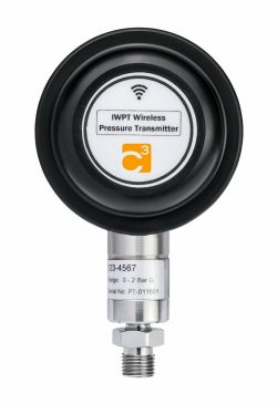 The higher pressure range IWPT wireless pressure sensor