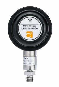 The lower pressure range IWPTL wireless pressure sensor