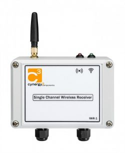 IWR-1 single channel wireless receiver