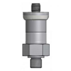 3 psig range 4-20mA output natural gas pressure sensor for building boiler heating use
