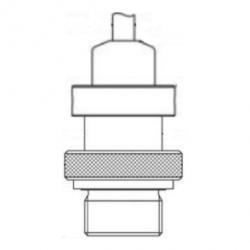 280 inch range 4-20mA output urea tank flush diaphragm level sensor