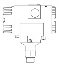 Bulk powders silo fluidisation blower aeration ATEX approved HART pressure transmitter