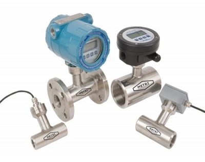 IC-LPM Custom OEM Liquid Flow Paddle Wheel Flowmeter