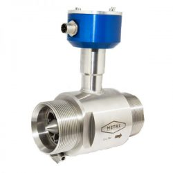 IC-LTM Custom OEM Liquid Flow Axial Turbine Flowmeter