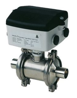 Hygienic Magnetic Flow Meters