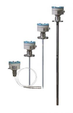 Capacitive Fluid Level Measurement