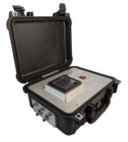 Portable Multichannel Datalogger & Printer Case