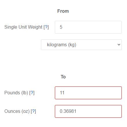 Lbs vs weight kg Convert lbs