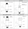 Custom specification 4-20mA pressure transmitter